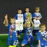 turnaj U7 Červený Kostelec - 1. místo