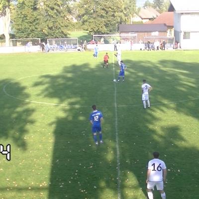 Video z celého utkání Broumov - Solnice 0:7